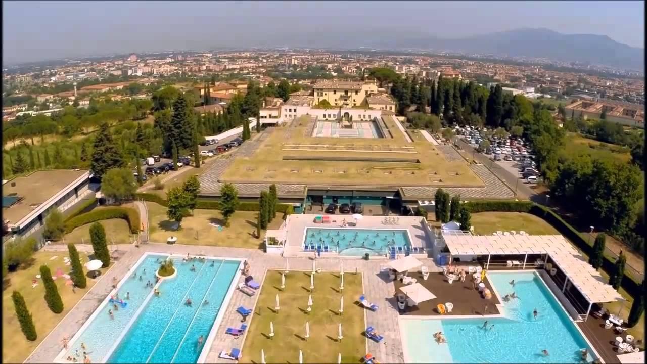 Klab marignolle le piscine estive outdoor pools youtube - Piscine interrate firenze ...