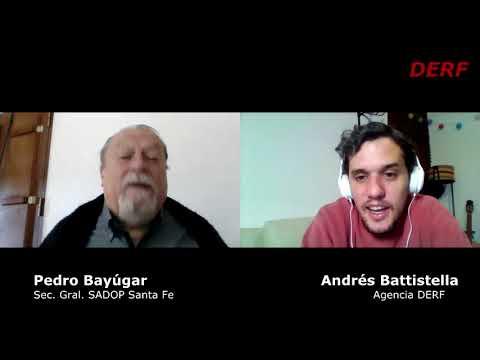 Pedro Bayúgar: Los docentes seguimos con salarios 2019
