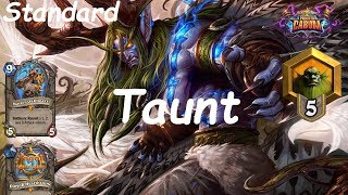 Hearthstone: Taunt Druid #8: Boomsday (Projeto Cabum) - Standard Constructed