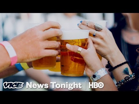 VR Could Help Cure Denmark's Teen Drinking Problem (HBO)