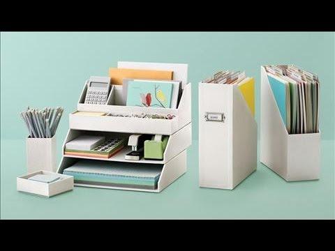 Martha Stewart is Updating Your Office Supplies