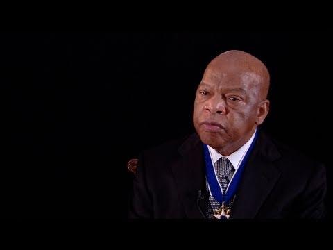 Presidential Medal of Freedom Recipient - Congressman John Lewis