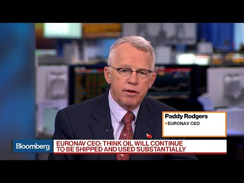Euronav CEO on Oil Tankers, Autos, Demand