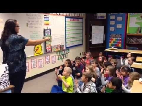 Power teaching - 2nd grade - YouTube