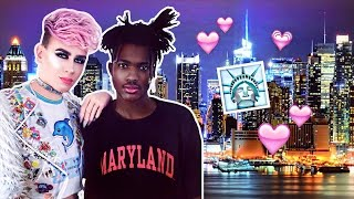 LIVING DA LIFE in NEW YORK CITY! ♡   Marvyn Macnificent