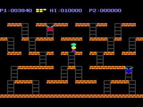 C64 Game - Happy Hacker