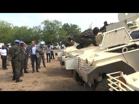 Phased deployment of UN-authorized regional protection force starts in South Sudan