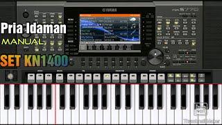 Download lagu PRIA IDAMAN [] MANUAL ORG2020 (SET KN1400