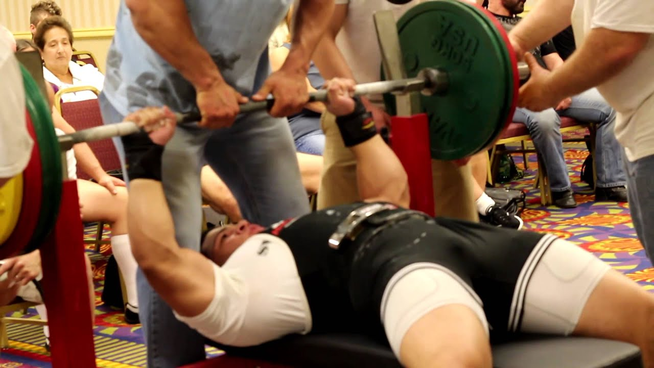 florida powerlifting meet results cep