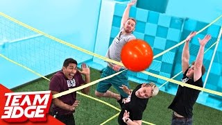 Download Four Square Volleyball Challenge!! Mp3 and Videos