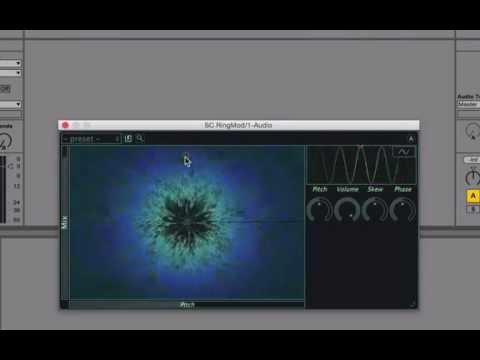 -= SC RingMod - audio effect plugin =-