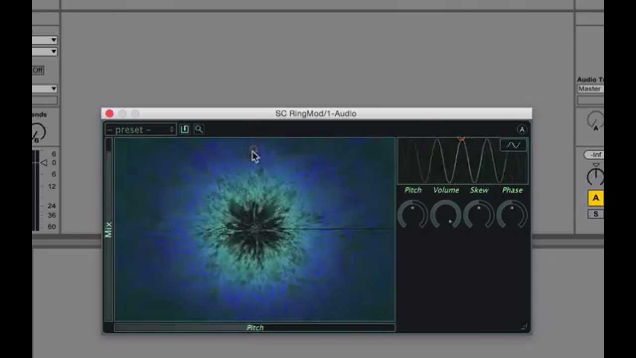 Theremin - Stagecraft Software