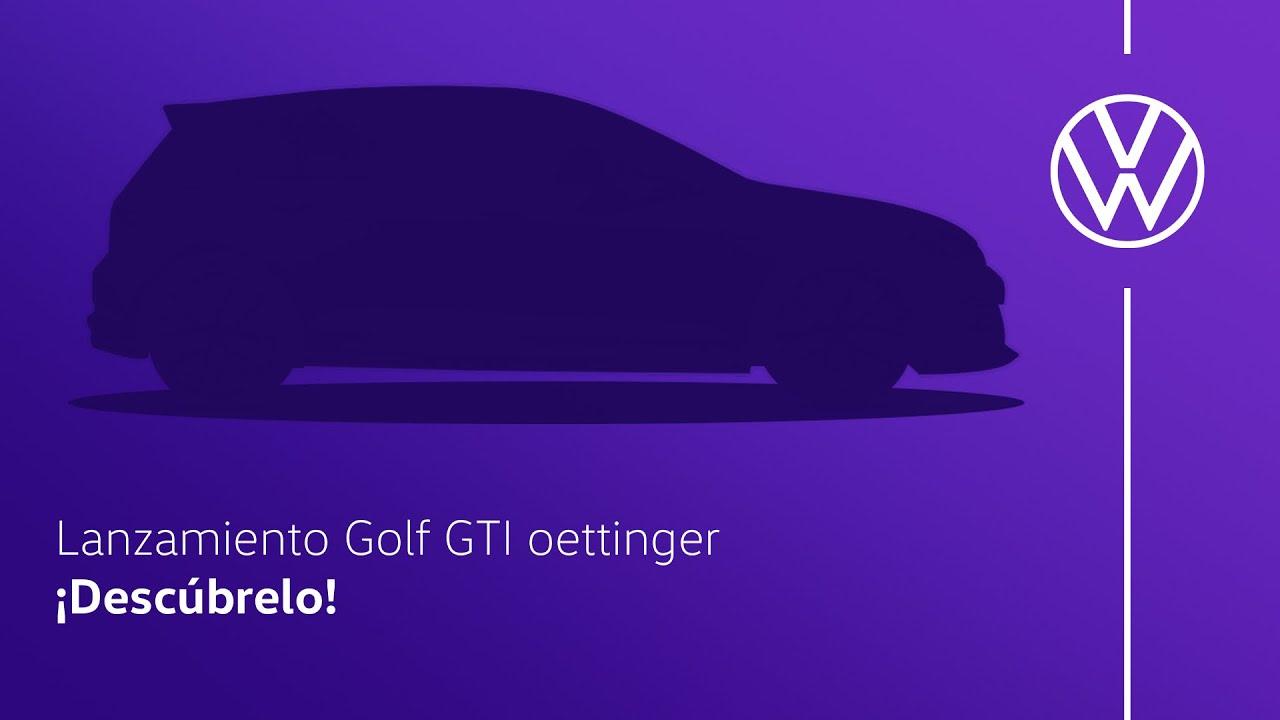 Lanzamiento Golf GTI oettinger