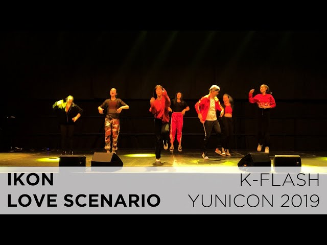 iKON - LOVE SCENARIO | Dance Cover:  K-FLASH @ Yunicon 2019