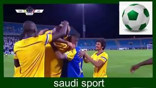 ثنائية امرابط العالمي ملخص اهداف مباراة النصر السعودي والجزيرة الاماراتي 4-1   كأس زايد للأندية