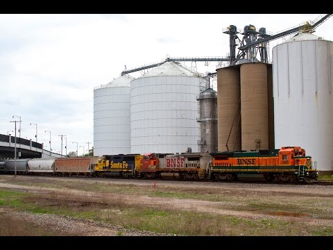 HiDef: April/May 2016 Trains of Illinois - Bloomington–Normal Action, The Katy