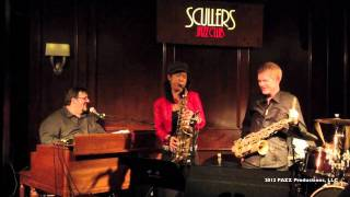 "Grace Kelly with David Sanborn Trio: The Peeper"" & ""Let The Good Times Roll"""