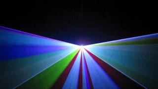 PSLaser■RGB Power7■カラー高出力700mw高速30kpps DGs Effectモード1
