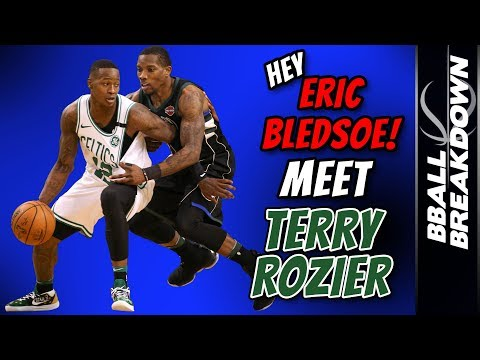 HEY Eric Bledsoe! Meet TERRY ROZIER