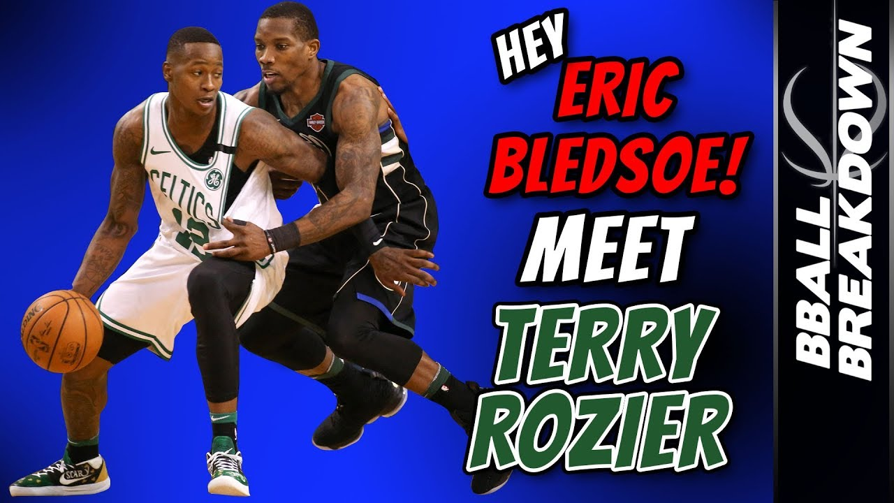 Drew Bledsoe meets Boston Celtics guard Terry Rozier, hints specialty wine may ...