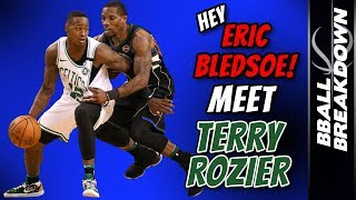 HEY Eric Bledsoe! Meet TERRY ROZIER
