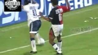 Independiente 0 vs Colon 1 Clasificacion Copa Libertadores 1997 cancha Lanus FUTBOL RETRO TV