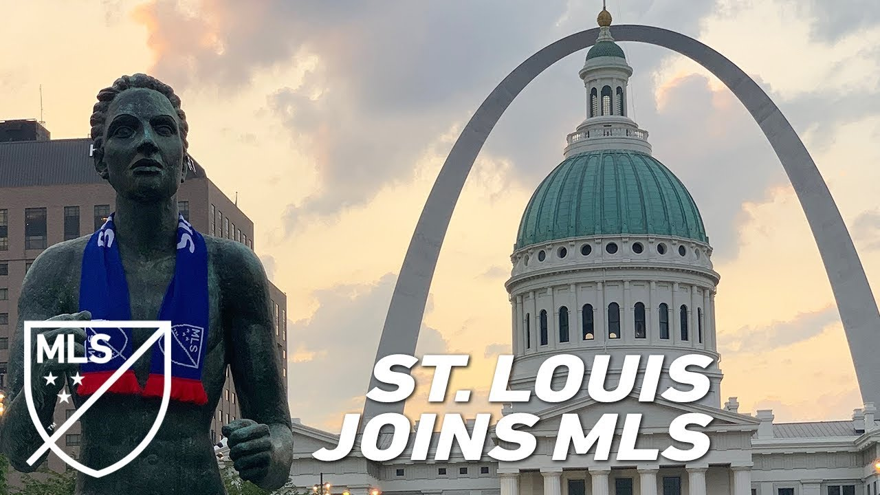 MLS Names St. Louis as 28th MLS City | Full Expansion Announcement