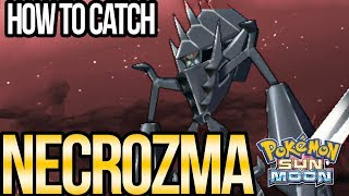 How to Catch Necrozma in Pokemon Sun and Moon | Austin John Plays