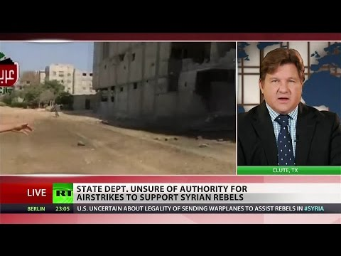 Obama has declared war on Syria with bombings – political analyst