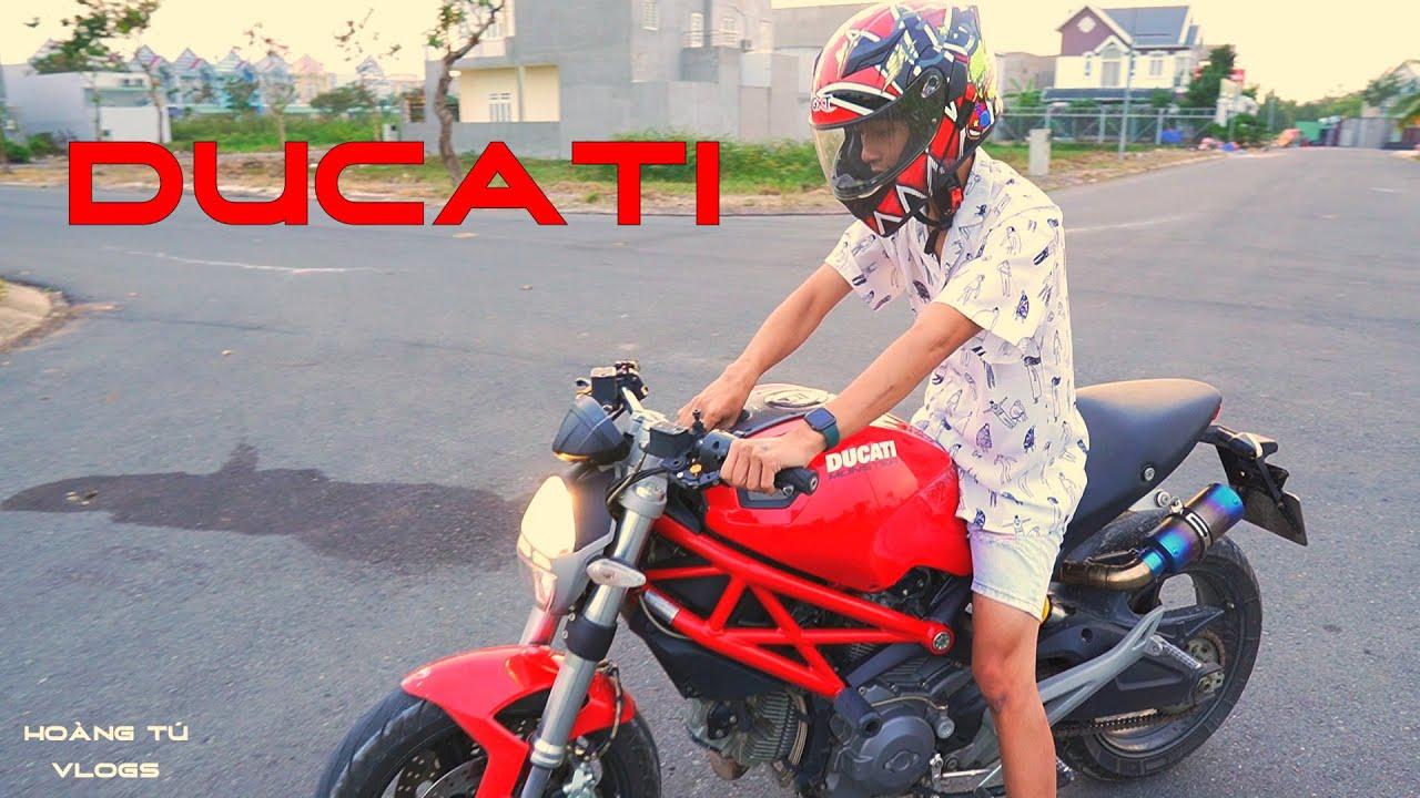 Xe Độ VS Moto Phân Khối Lớn Cuộc Cà Khịa Không Hồi Kết ! Ducati Monster 795