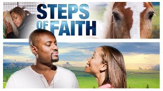 Steps Of Faith (2014) | Trailer | Charles Malik Whitfield, Chrystee Pharris, Irma P. Hall
