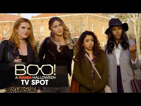 Boo! A Madea Halloween (2016 Movie – Tyler Perry) Official TV Spot – 'Wild'