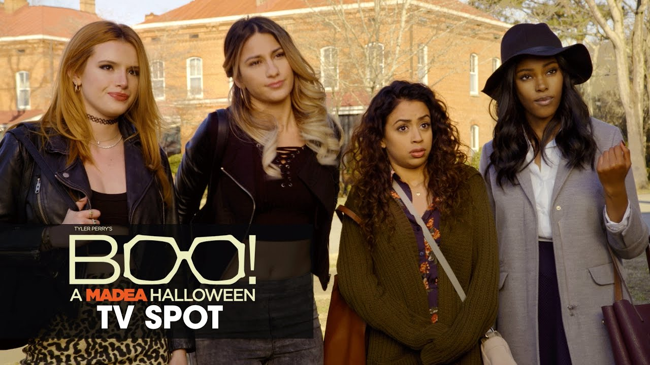 Boo! A Madea Halloween (2016 Movie – Tyler Perry) Official TV Spot ...