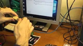 видео Соединитель RJ-45 8P8C проходной