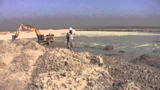 قناة السويس الجديدة: أول فيديو لأحواض الترسيب بالقناة الجديدة