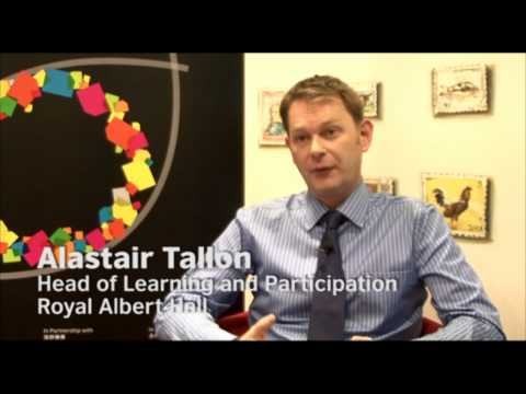 Interview with Alastair Tallon
