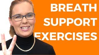 2 Easy Breath Support Exercises: Improve Breath Control for Singing