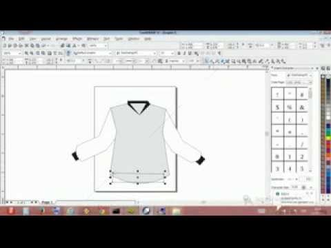 540 Koleksi Desain Jaket Dengan Corel Draw Terbaik