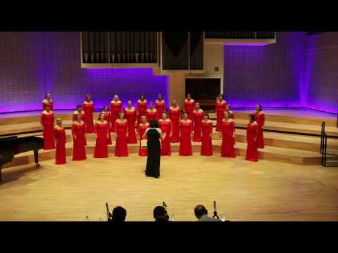 Gloria,  Chanteuse Chamber Choir (Laudamus Te)