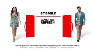Amazon Wardrobe Refresh Sale - 19th - 23rd June