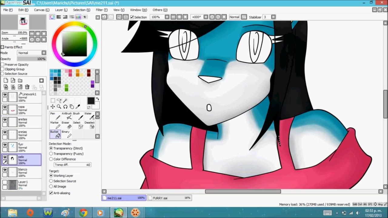 Como dibujar con mouse youtube for Programas para dibujar