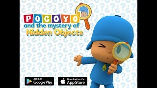 APP: Pocoyo and the Mystery of the Hidden Objects