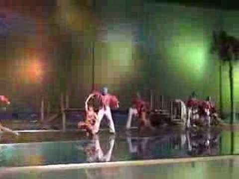Brazilian dance show-Lambada (Coreografia de Jaime Aroxa)