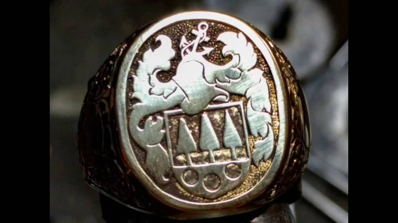 Get Signet Ring Engraved