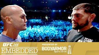 UFC 266 Embedded: Vlog Series - Episode 5