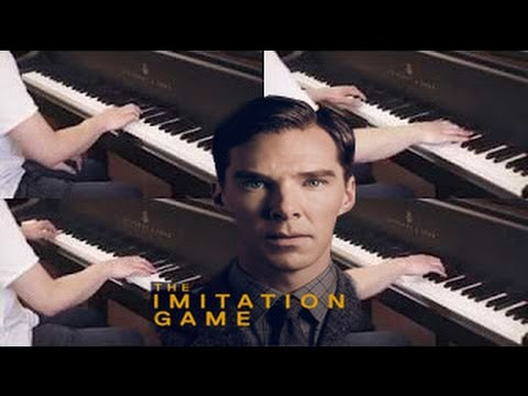 Crosswords- The Imitation Game (pianos)