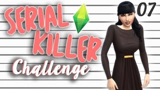 the sims 4   serial killer challenge last week to kill 7   mousie