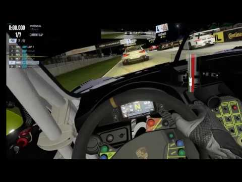 Project Cars 2 - First online race in VR! Oculus Rift
