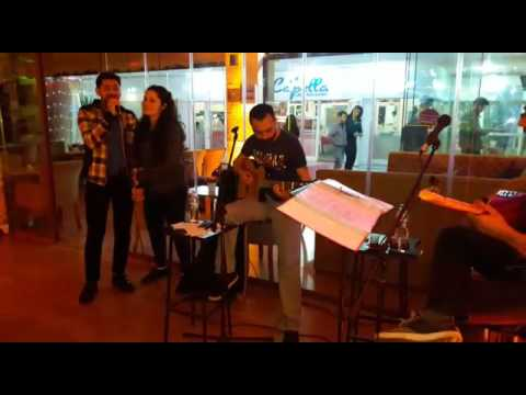 Olbia cafe de canlı karaoke Belsa Plaza Kocaeli İzmit