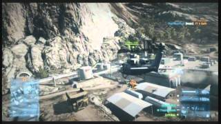 Battlefield 3 Gameplay and Commentary